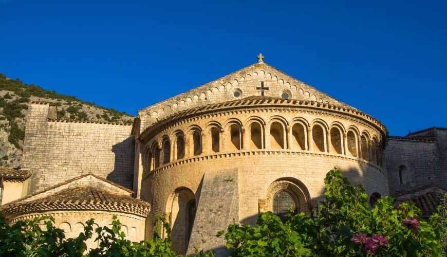 Basilique de Saint Guilhem le Désert