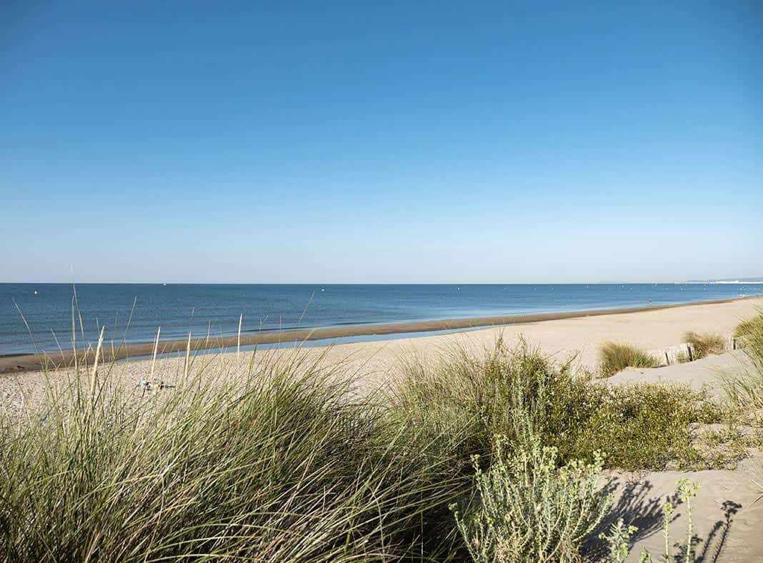 Louer une voiture pour aller à la plage à Montpellier