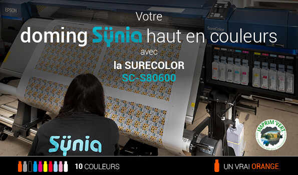 Le doming en Grand avec la SURECOLOR