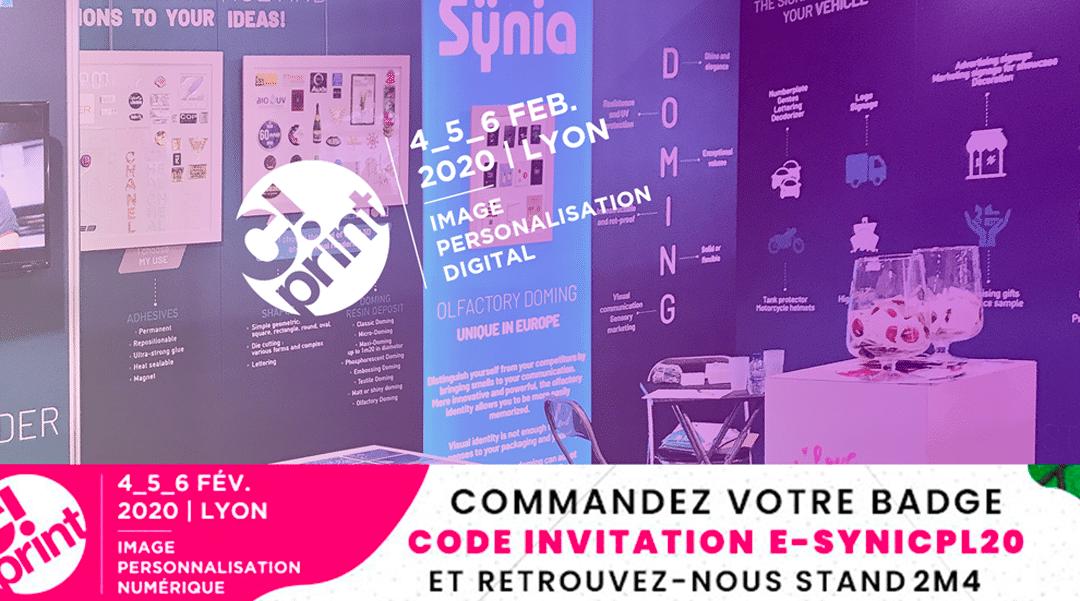C!Print ; 2020 ; Communication visuelle ; Sÿnia ; Doming