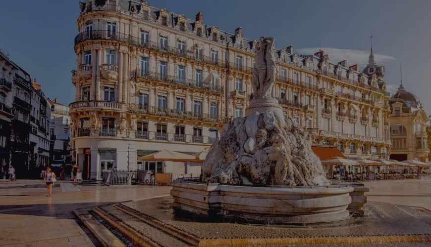 Location voiture à Montpellier