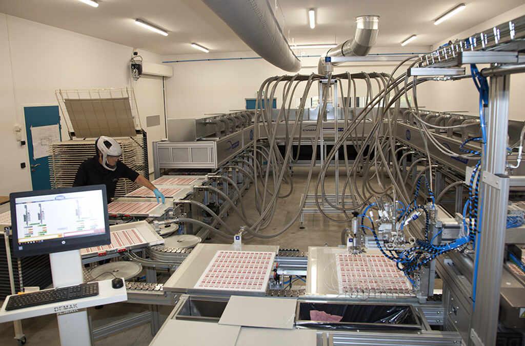 Lancement de notre nouvelle machine : Le Kraken