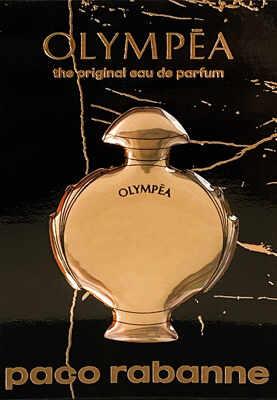étiquette 3D en relief parfumée et doming olfactif