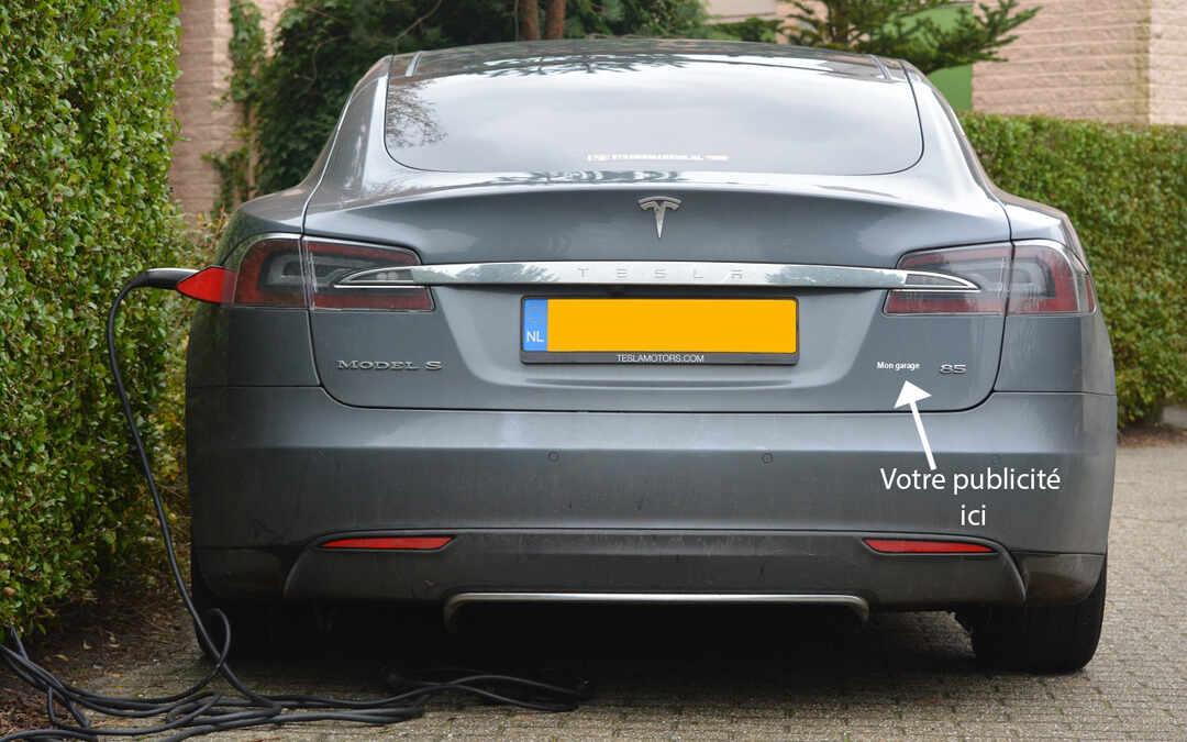 La signature de coffre automobile, solution révolutionnaire pour votre image de marque
